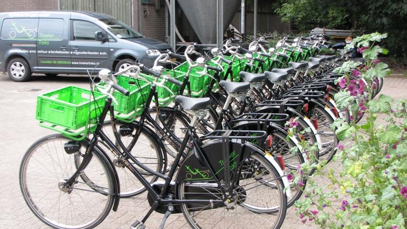 Fietstocht Utrecht